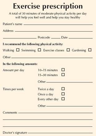 Cardio Respiratory Exercise Prescription Car Pictures ...